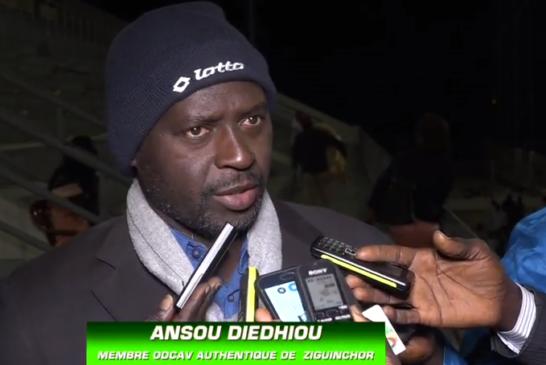 RÉUNIFICATIONDU NAVÉTANE À ZIGUINCHOR: Ansou Diadhiou ferme la porte