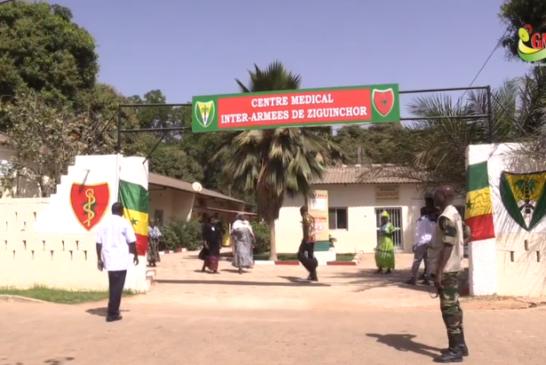 ZIGUINCHOR: L'armée déclenche une opération commando contre le cancer du col de l'utérus