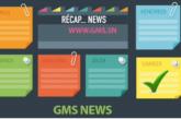 RECAP NEWS GMS DU DIMANCHE 25 MARS 2018