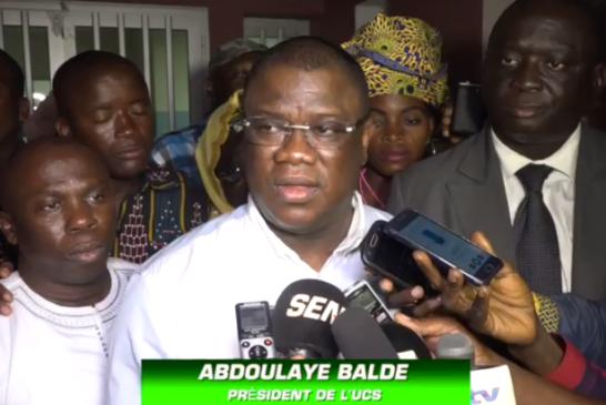 ZIGUINCHOR: Baldé réclame une révision du mode de scrutin
