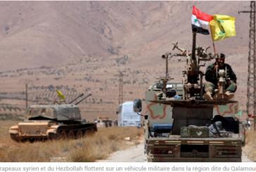 SYRIE: Les alliés de Damas se préparent à des frappes américaines .