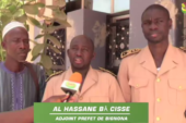 BIGNONA : La ziarra de feu Arfang Kemo Sagna se prépare au plus haut niveau