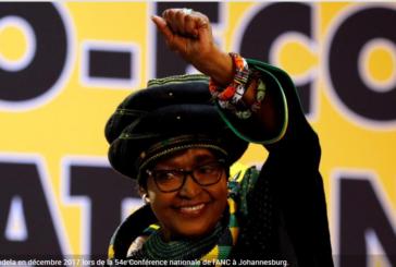AFRIQUE DU SUD: Winnie Mandela est morte