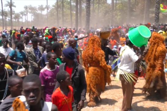 Goudomp : le village de Kolane fête la sortie de ses 126 circoncis