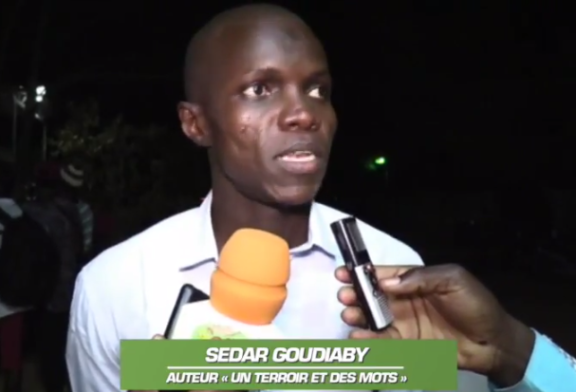 BIGNONA: Un Poètefustige l'incident de l'UGB qui a coûté la vie à Mouhamadou Fallou Séne