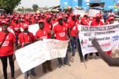 ZIGUINCHOR : LE SUTSAS paralyse le secteur de la sante