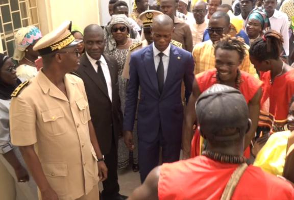 ZIGUINCHOR : Le ministre de la jeunesse lance la semaine nationale de mobilisation pour la lutte contre le VIH