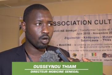 CULTURE: Ziguinchor accueille le projet MOBICINE