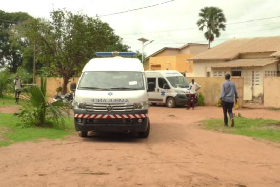 ZIGUINCHOR: LE CROUS de l'université Assane Seck, doté d'une ambulance médicalisée