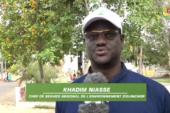 KHADIM NIASSE, Chef de service régional de l'environnement de Ziguinchor