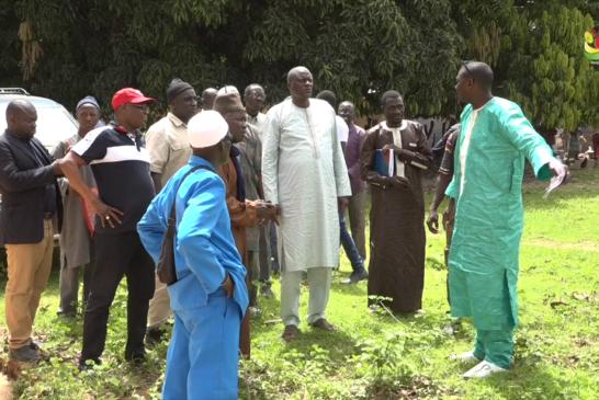BIGNONA Neuf villages des Kalounayes confient leur sort à Benoit Sambou