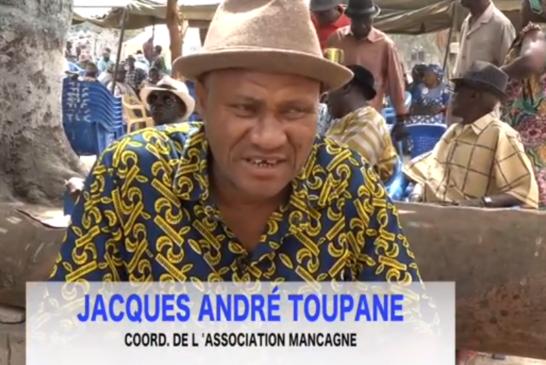 LES SECRETS D'un pacte avec les morts en socio culture Mancagne