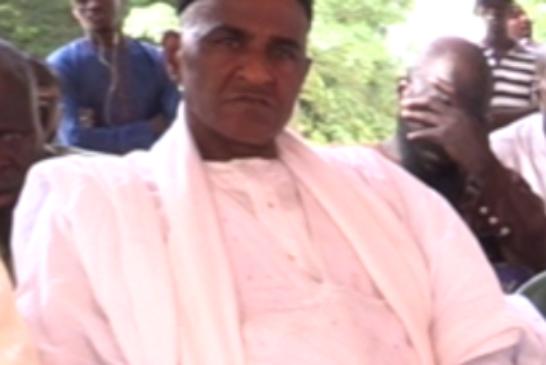 NÉCROLOGIE : RAPPEL A DIEU CE MARDI DE L'IMAM AHMAD SOW DE BOUCOTTE