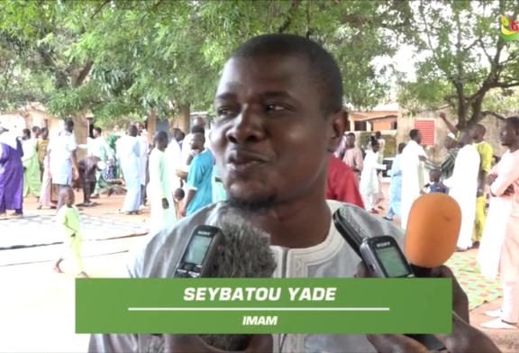 ZIGUINCHOR : Une partie de la communauté musulmane a célébré l'Aïd el Kabir