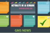 ACTUALITÉ DE LA SEMAINE 'ROUND UP'