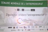 ZIGUINCHOR: LANCEMENT DE LA SEMAINE MONDIALE DE L'ENTREPRENEURIAT