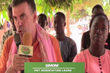 KABILINE: Dieynaba Goudiaby et ses partenaires au chevet des femmes productrices d'huile de palme