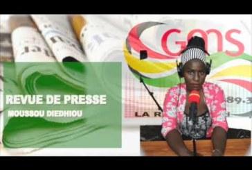 REVUE DE PRESSE DU MARDI 04 DÉCEMBRE 2018
