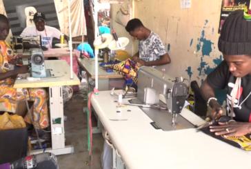 ZIGUINCHOR: Le styliste Mame Mor Diagne ouvre son livre de mode