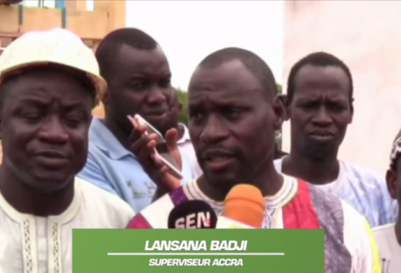 BIGNONA : Bientôt l'eau potable va couler dans tous les foyers de la commune d'Ouonck