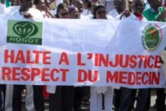 GRÉVEDANS LE SECTEUR DE LA SANTE : La paralysie des urgences envisagée par l'alliance AND GUEUSSEUM