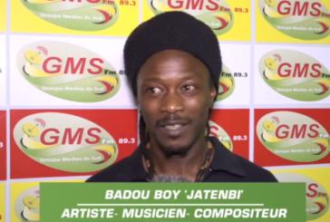 MUSIQUE : l'artiste Badou Boy prépare la sortie de son second album
