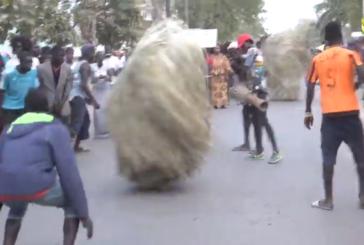 ZIGUINCHOR: Le carnaval de Santhiaba se termine sur une note culturelle positive