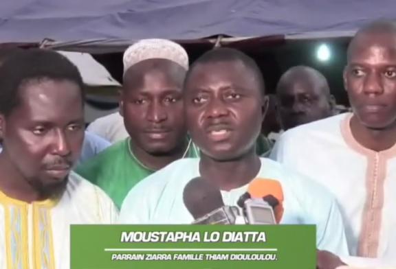 DIOULOULOU: Moustapha Lo Diatta annonce le soutien de l'Etat au programme agricole du khalife de la famille Thiam