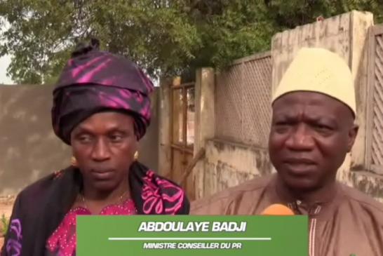 BIGNONA: Abdoulaye Badji rassure les femmes sur l'accès aux financements
