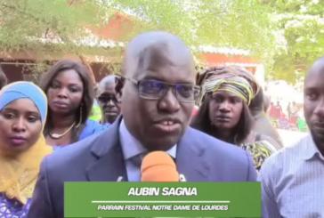 BIGNONA: Aubin Sagna prône le respect des institutions pour un Sénégal stable