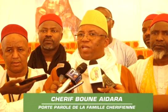 BIGNONA: La famille Chérifienne de Daroul Khairy prie pour des élections apaisées
