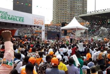 CONGRES DU RHDP EN COTE D'IVOIRE: Ouattara n'exclut pas d'être candidat en 2020