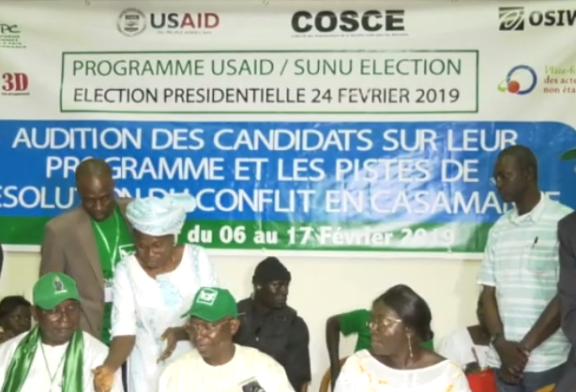 ZIGUINCHOR: La plateforme des femmes tient à l'application des engagements signes par les candidats