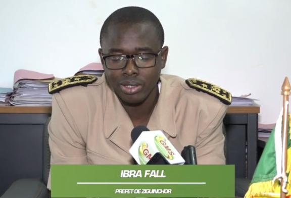 ZIGUINCHOR: Le préfet rassure sur l'organisation matérielle des élections du 24 février 2019
