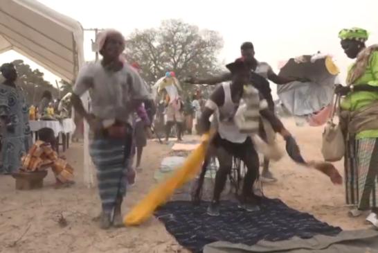 ZIGUINCHOR: Cérémonie du Kamagnene, le riz célèbre à kagnout