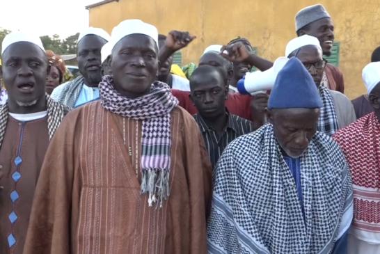 ZIGUINCHOR: Le premier Gamou annuel de l'arrondissement de Niassya place sous le signe de la paix