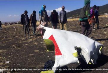 ETHIOPIE: Un Boeing d'Ethiopian Airlines s'écrase avec 157 personnes à son bord