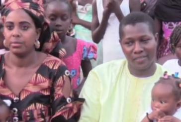 SINDIAN : Le rappeur POX B et Abdoulaye Ly au service des enfants