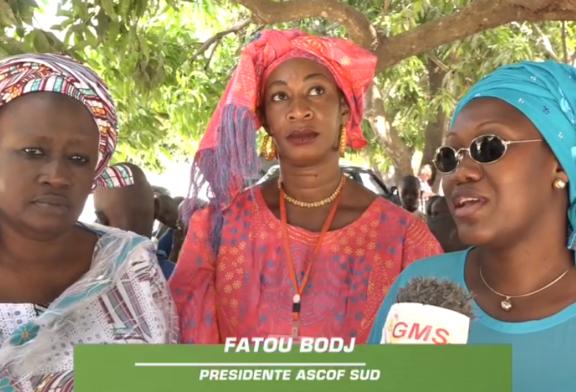 ZIGUINCHOR: L'ASCOF/SUD au chevet des pensionnaires du séminaire Saint Jean de Nyassia