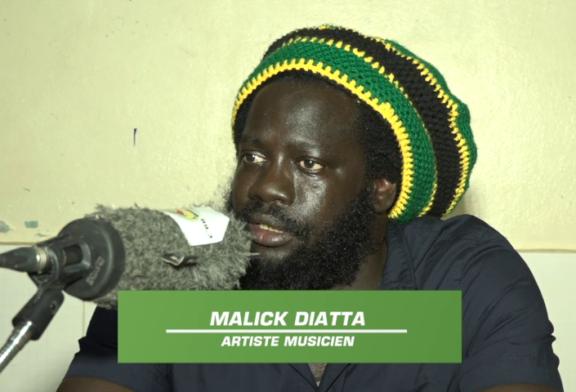 ZIGUINCHOR : Malick Diatta lance un album de 14 titres au service de la paix en Casamance