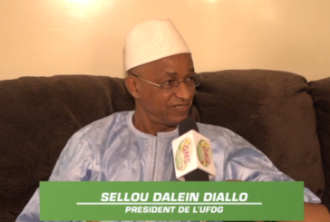 ENTRETIEN EXCLUSIF avec le président de l'UFDG Cellou Dallein Diallo