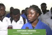 ZIGUINCHOR: Hortense Diédhiou prête à faire de l'UASZ, un creuset de talents sportifs