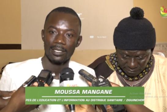 ZIGUINCHOR : Journalistes et communicateurs traditionnels outilles pour combattre le paludisme