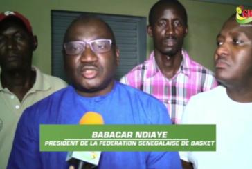 BIGNONIA: visite du président de la fédération sénégalaise de basket
