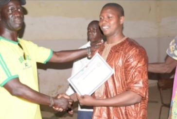 BIGNONA : Abdoulaye Ly s'engage pour la renaissance du karaté