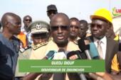 ZIGUINCHOR: L'atteinte en 2019 de la barre des soixante mille tonnes d'anacarde, exportés à partir du port, habite les autorités