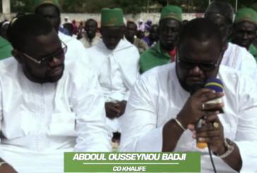 BIGNONA: La communauté «AÏNOU SALAM» de Sindian a prié ce mardi