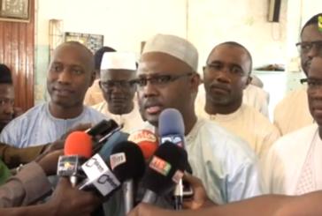 ZIGUINCHOR: Réaction du gouverneur sur le sermon de l'imam à la grande mosquée de Santhiaba
