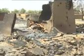 Ibrahim Boubacar Keïta et son Premier ministre se rendent à Sangha après le massacre de Dogons
