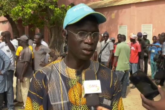 ZIGUINCHOR : SNTRS salue le calme des votants